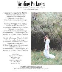 wedding packages prices bechtholt photography wedding packages prices