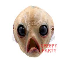 amazon com creepyparty deluxe novelty halloween costume party