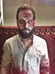 tipsy besties halloween tuto makeup zombie