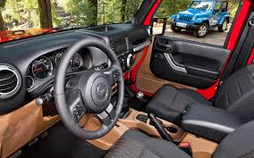 luxury jeep wrangler unlimited interior 2012 jeep wrangler first drive truck trend
