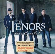 the tenors 3 lead with your cd album at discogs