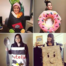 halloween food costume ideas halloween food