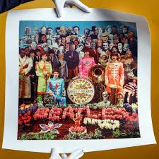 sargeant peppers album cover sgt peppers suits to be displayed at beatles story to celebrate