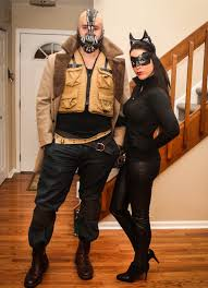 bane costume couples costume bane and no one this