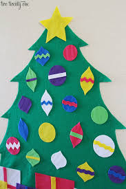 felt christmas tree free patterns