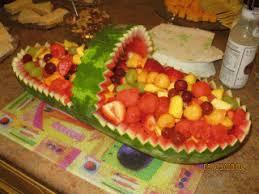 edible fruits basket watermelon fruit basket earths solutions