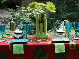 Summer Table Decorations Sizzling Themes For An Outdoor Summer Party Hgtv