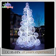 china commercial outdoor christmas decoration led 3d motif
