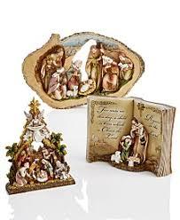 nativity sets and macy s