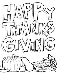 thanksgiving food coloring pages pencari co