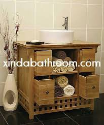 Wood Bathroom Furniture Wooden Bathroom Vanity Units Majestic Design Home Ideas