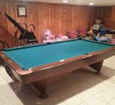 tournament choice pool table brunswick gold crown iii pool table for sale sold sold used pool