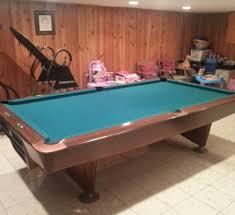brunswick brighton pool table brunswick gold crown iii pool table for sale sold sold used pool