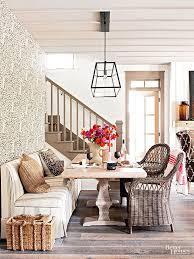 love the textured wallpaper ceiling dine me pinterest select the perfect wallpaper better homes gardens