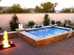 furniture surprising images about small yard pool ideas designs