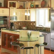 Small Kitchen Design Pinterest by Open Kitchen Design For Small Kitchens Home Interior Design Ideas