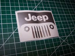 american flag jeep grill jeep wrangler bullets and holes grill decal sticker