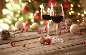 christmas wine christmas at the winery hayride in the vineyard alton farms