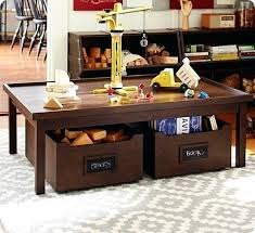 kids play table with storage kids activity table with storage play table with storage livingston