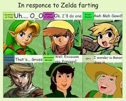Legend Of Zelda Memes - legend of zelda meme s hearing zelda farting by
