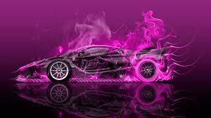 purple ferrari wallpaper ferrari fxx k side fire abstract car 2015 wallpapers el tony cars