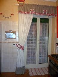 mantovana per cucina tende da cucina a vetro le migliori idee di design per la casa