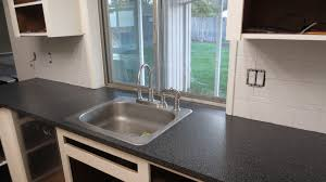sink covers for more counter space our rustoleum countertop transformation experience elisa s ramblings