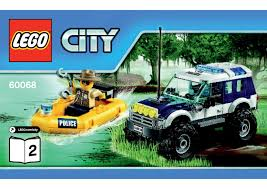jeep instructions 60068 crooks hideout instructions city 2015 sw police