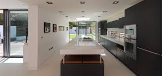House Design In Uk Greystones Two Identical Contemporary Houses In Radlett Uk 10