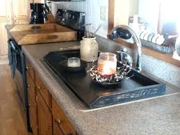 Rv Kitchen Sink Covers by Primitive Stove Top Cover For Gas Stovetop Rv Gas Stove Top Covers