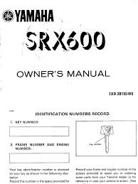 srx6 ownersmanual