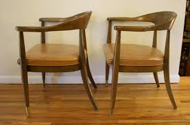 mid century modern chairs by the boling chair company picked vintage