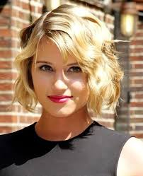 short haircusts for fine sllightly wavy hair wavy haircuts for women blonde fine hair