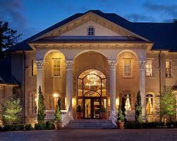 mansion design gorgeous architectural design with mansion pillars light brick