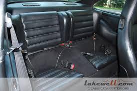 porsche 911 back seat rear seat restoration kit 2 seats porsche 911 84 89 84 89