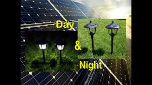 Brightest Led Solar Path Lights by Solar Pathway Lights 30 Lumen 2 Pack Boston Harbor Youtube