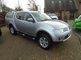 mitsubishi warrior 2010 used 2012 mitsubishi l200 2 5 di d cr warrior lb double cab pickup