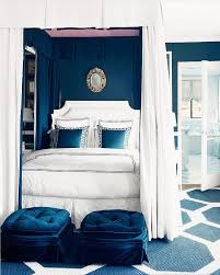 Blue Room Decor Blue Bedroom Transitional Bedroom Mcdonald