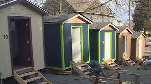 Underground Tiny House Medford Considers Creating Tiny House Village For Homeless Kgw Com