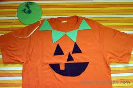 pumpkin costume tutorial costume no sew o lantern dollar store