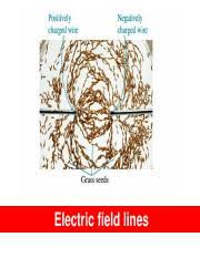 lecture 3 electric field lines objectives 5 sketch qualitatively