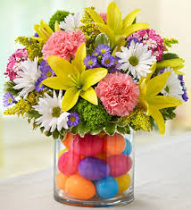Easter Decorations And Recipes by Love This Easter Arrangement Easter Ideas Pinterest Easter