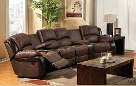 Theater Reclining Sofa Home Theater Recliner Seats Seating Sectional Recliners Sofa Set