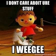 Villager Memes - does this look like the face of mercy villager smash bros meme