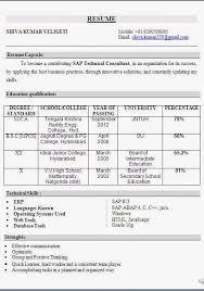 Sap Abap Resume Format 18840 Best Brainfood Images On Pinterest Resume Format Cv
