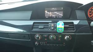 bmw 5 series e60 gps navigation with radio bluetooth ipod