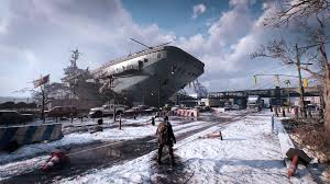 Tom Clancy S The Division Map Size The Division U0027s Next Patch Finally Expands The Map For Pve Players