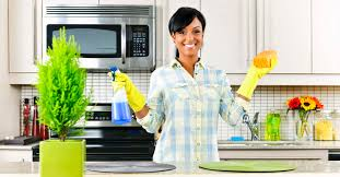 kitchen cleaning tips to speed up cleaning time king of maids