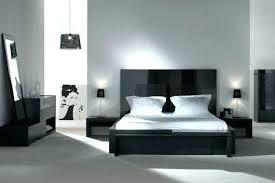 chambre gris et noir chambre gris noir deco noir et blanc chambre idace daccoration