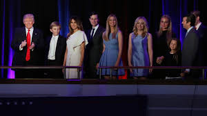 Donald Trump Family Pictures by Photos Donald Trump U0027s 2016 Election Day 6abc Com
